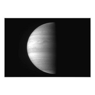 Opinión del primer del planeta Júpiter Fotografia