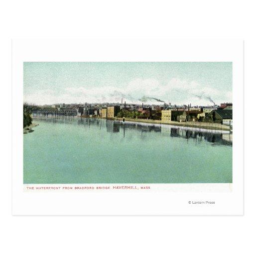 Opinión del puente de Bradford de la costa Postal