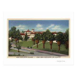 Opinión del sanatorio y del hospital de Loma Linda Postales