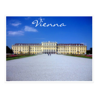 opinión del schönbrunn tarjetas postales