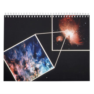 Opinión del telescopio espacial de Hubble de la ne Calendario