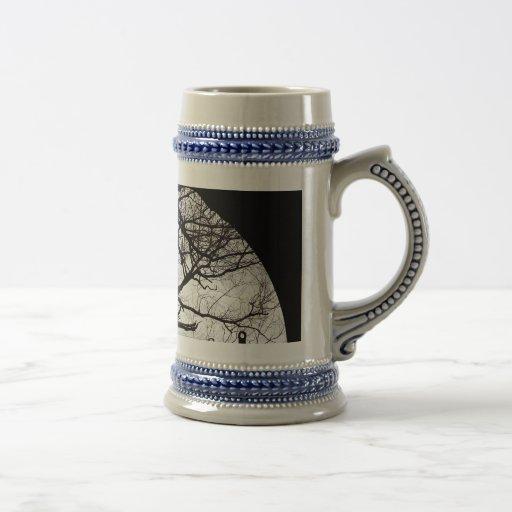 Opinión del túnel taza de café