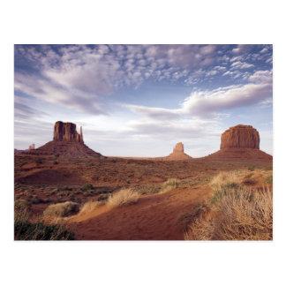 Opinión del valle del monumento Arizona Postal