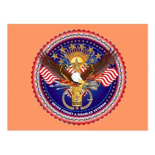Opinión del veterano sobre diseño postales