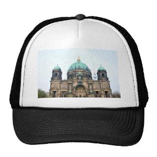 Opinión del vintage de la catedral de Berlín (Dom Gorra