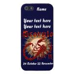 Opinión del zodiaco Scorpio-Design-1 debajo de ind iPhone 5 Protectores