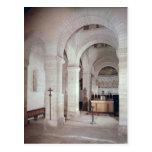 Opinión el coro, construida en el ANUNCIO 806 Tarjeta Postal