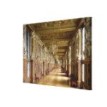 Opinión el Galerie Francois I, 1528-40 Impresiones En Lienzo Estiradas
