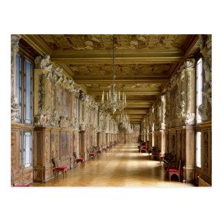 Opinión el Galerie Francois I, 1528-40 Postal