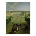 Opinión el Trianon magnífico, 1722 Postales