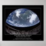 Opinión espectacular de la tierra - STS-88 Sh… Impresiones
