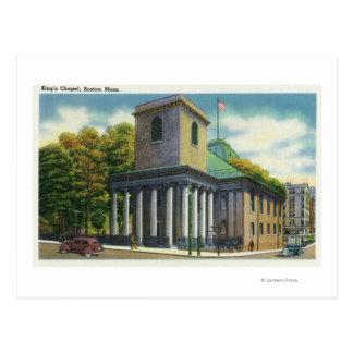 Opinión exterior Chapel de rey # 2 Postales