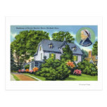 Opinión exterior Harriet Beecher Stowe Postal