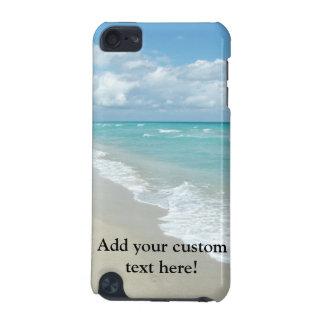 Opinión extrema de la playa de la relajación funda para iPod touch 5G
