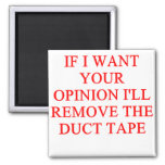 opinion fridge magnets