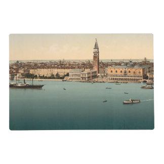 Opinión general de Venecia, Venecia, Italia Tapete Individual