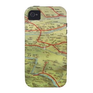 Opinión Great Plains de Birdseyes Vibe iPhone 4 Carcasas
