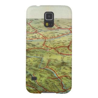 Opinión Great Plains de Birdseyes Funda De Galaxy S5