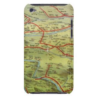 Opinión Great Plains de Birdseyes iPod Touch Case-Mate Carcasas