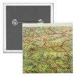 Opinión Great Plains de Birdseyes Pin Cuadrado