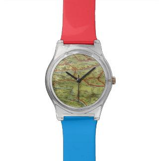 Opinión Great Plains de Birdseyes Reloj