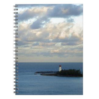 Opinión II del mar Libreta Espiral