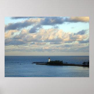 Opinión II del mar Impresiones