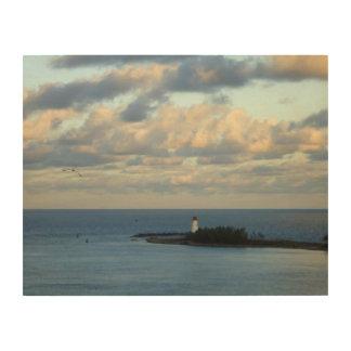 Opinión II del mar Cuadros De Madera