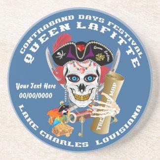 Opinión importante de la reina Lafitte del pirata Posavasos Manualidades