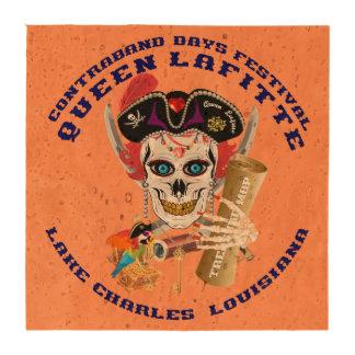 Opinión importante de la reina Lafitte del pirata Posavasos