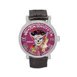 Opinión importante de la reina Lafitte del pirata  Reloj De Mano