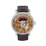 Opinión importante de la reina Lafitte del pirata Relojes De Pulsera