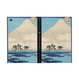 Opinión japonesa fresca de Fuji de la montaña del  iPad Mini Cárcasa