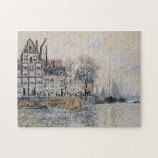Opinión la bella arte de Amsterdam Monet Puzzle
