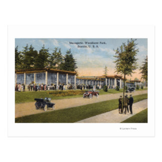 Opinión la casa de fieras del parque del arbolado postal