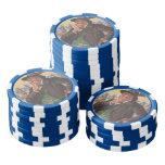 Opinión los E.E.U.U. Alemania del tirón del fiesta Juego De Fichas De Póquer