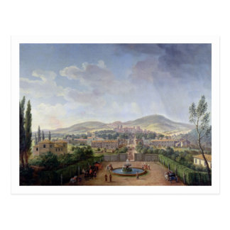 Opinión Marino, 1719 (aceite en lona) Tarjetas Postales