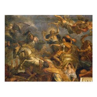 Opinión rey Taking Maastricht en trece Tarjeta Postal