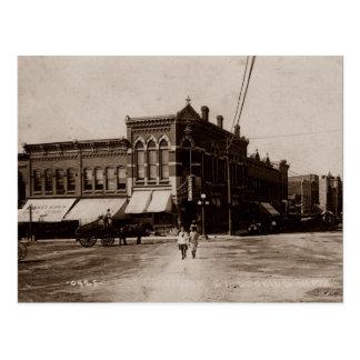 Opinión TEMPRANA RARA del vintage NORTHFIELD MINNE Tarjetas Postales