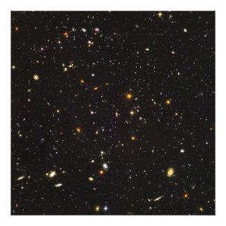 Opinión ultra profunda del campo de Hubble de 10.0 Fotografías