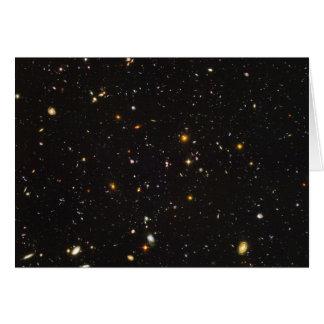 Opinión ultra profunda del campo de Hubble de 10.0 Felicitacion
