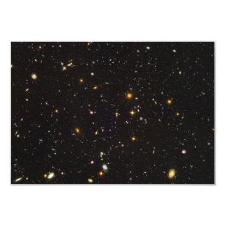 Opinión ultra profunda del campo de Hubble de