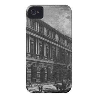 Opinión vía del Corso, el palacio de la academia iPhone 4 Case-Mate Fundas