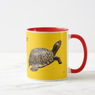 Opinionated Turtle Mugs