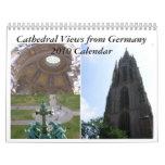 Opiniones de la catedral de Alemania Calendarios