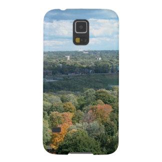 Opiniones de la temporada de otoño de CANADÁ Fundas De Galaxy S5