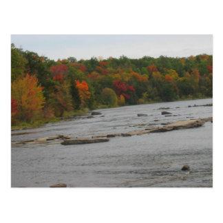 Opiniones de la temporada de otoño de CANADÁ Postal