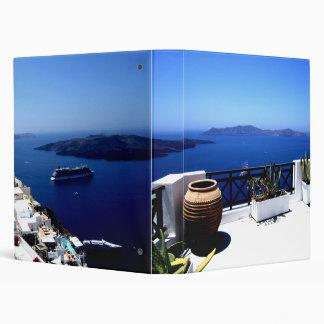 "Opiniones de Santorini Carpeta 1"""