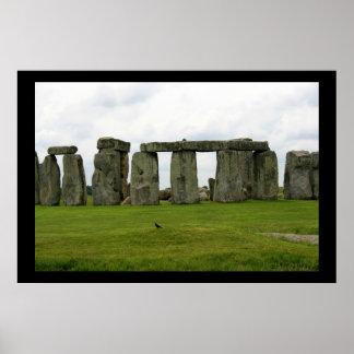 Opiniones de Stonehenge Póster