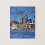 Opiniones del río de Londres Puzzle Con Fotos
